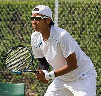 Akgul Amanmuradova - Amanmuradova at Wimbledon 2015