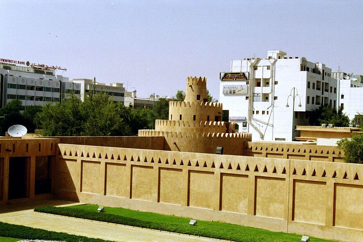 картинка фотография курорта Эль-Айн в ОАЭ