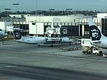 Alaska Airlines Q400 at LAX (32870293293).jpg