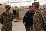 Alaskan Senator speaks with Regional Command (South) constituents DVIDS510142.jpg