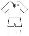Albacete Balompié 1940-1959 kit.png