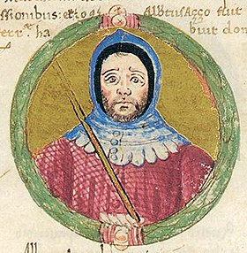 Image illustrative de l'article Alberto Azzo II d'Este