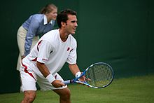 Alberto Martín at the 2009 Wimbledon Championships 01.jpg