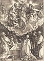 Albrecht Dürer - The Assumption and Coronation of the Virgin (NGA 1943.3.3630).jpg