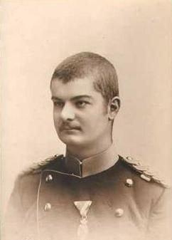 Aleksandar Obrenovic 1890
