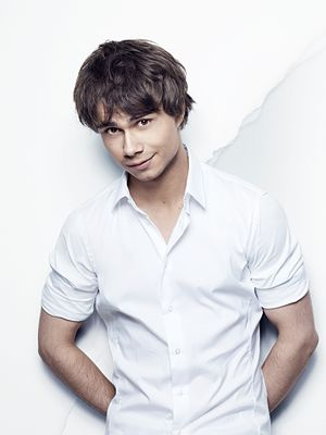 Alexander Rybak - Rybak  in 2014