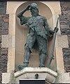 Statue of Alexander Selkirk