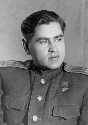 Alexey Maresyev - Image: Alexey Maresyev 1940s