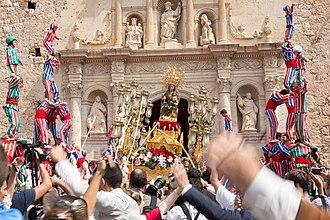 La Mare de Déu de la Salut Festival - Festivity of 'la Mare de Déu de la Salut' of Algemesí.