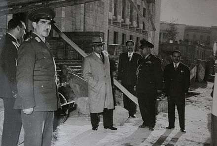 Amini after his appointment as prime minister Ali Amini.jpg