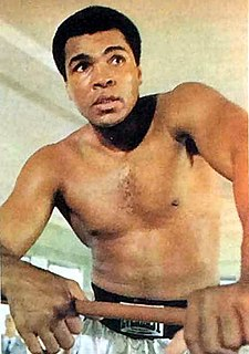 Boxing career of Muhammad Ali Boxing career of Muhammad Ali