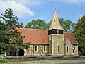 All Saints Church, Grayswood Road, Grayswood (June 2015) (12).JPG