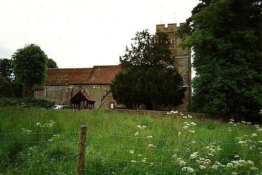 All Saints Church, Hollingbourne - geograph.org.uk - 2210050