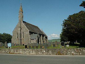 All Saints Church, Llangorwen - geograph.org.uk - 19681.jpg