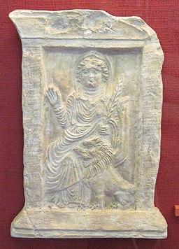 Allat Palmyra RGZM 3369