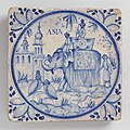Allegories of the Four Continents Tiles, early-mid 18th century (CH 18429649).jpg