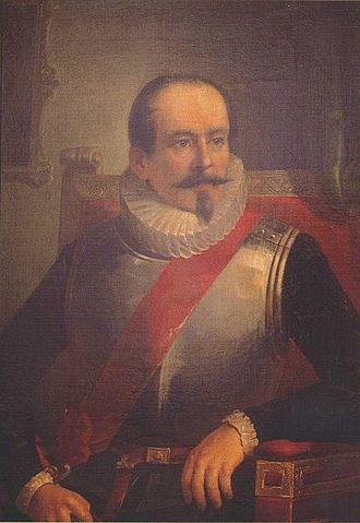 Alonso de Ribera - Image: Alonso De Ribera Domingo Mesa