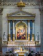 Altare del SS Sacramento Michelangelo Grigoletti Vantini duomo nuovo Brescia.jpg