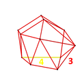 Alternated biomnitruncatocubic honeycomb vertex figure.png