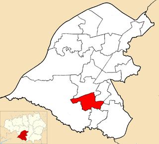 Altrincham (ward) Human settlement in England