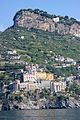 Amalfi coast from the sea. 08.JPG