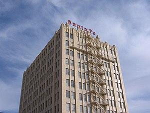 Santa Fe Building (Amarillo) - Santa Fe Building