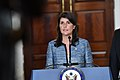 Ambassador Haley Delivers Remarks to the Press on the UN Human Rights Council (42190266094).jpg