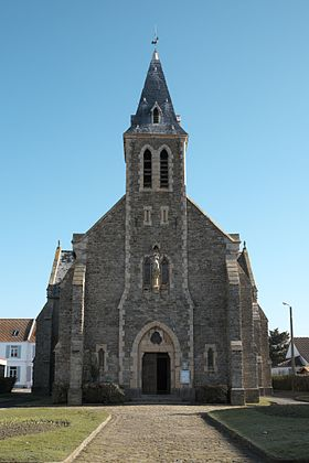 Image illustrative de l'article Église Saint-Michel d'Ambleteuse
