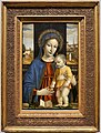Ambrogio bergognone, madonna col bambino, 1488-90 ca. 01.jpg
