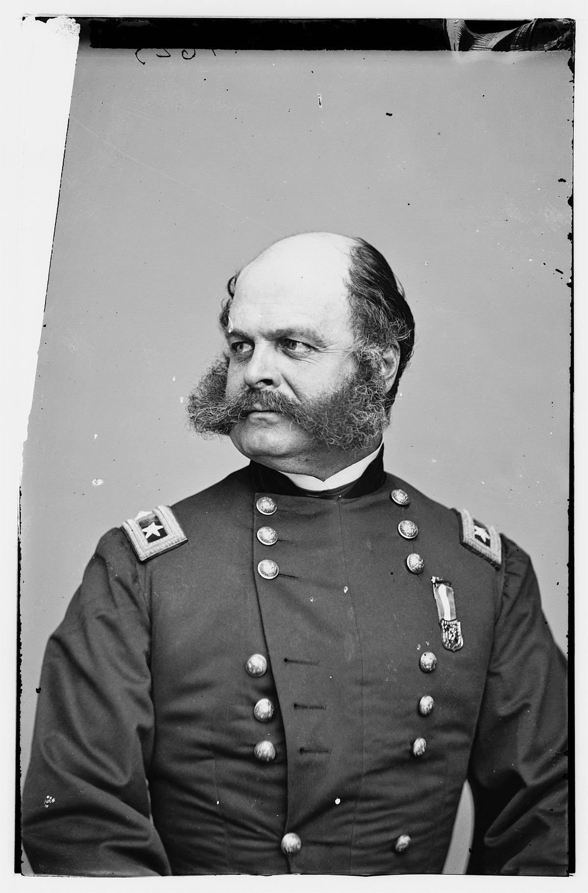Ambrose Burnside - Wikipedia