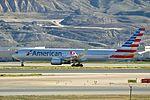 American Airlines, Boeing 767-323(ER)(WL), N388AA - MAD (22585033406).jpg