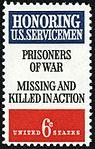 American Prisoners of War 6c 1970 issue U.S. stamp.jpg