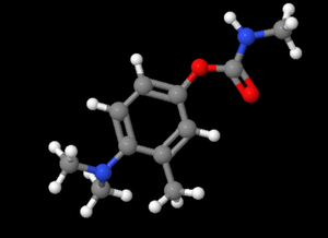 Aminocarb - Image: Aminocarb 3d structure