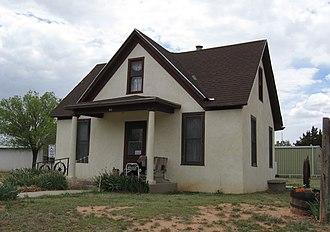 Amistad, New Mexico - Amistad Museum