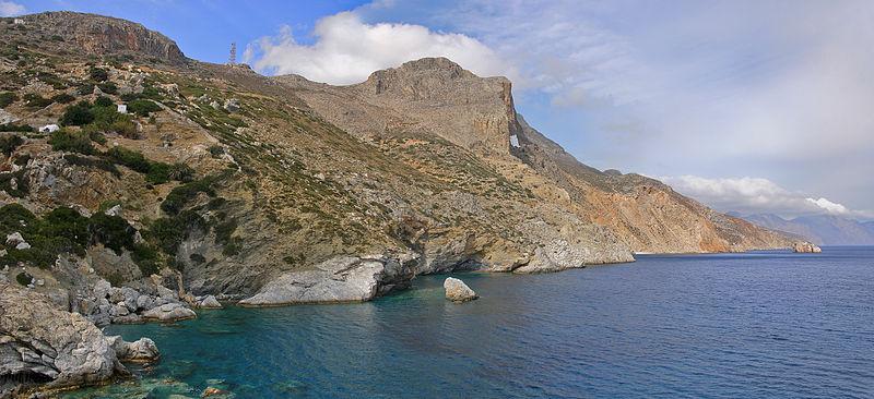 Amorgos, coasta estica - Wikipedia