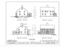 Amos Seavey House, Beach Boulevard, Rye, Rockingham County, NH HABS NH,8-RY,1- (sheet 3 of 21).png