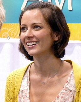 Acker at the Wizard World Toronto in 2012