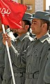 An ANCOP Afghan Gendarmerie Force trainee stands in formation (4467211472).jpg