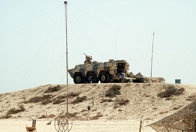 المسابقة العسكرية - صفحة 5 640px-An_Egyptian_BMR-600_IFV_during_Operation_Desert_Shield