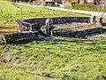 Ancienne fontaine-lavoir, route de Levier à Pugey.jpg