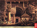 Ancient Excavations at Carli, by Henry Salt and Robert Havell; London, 1809.jpg