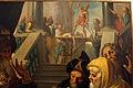 Andrea ansaldo, salomè offre la testa del battista a erodiade, da oratorio di s. silvestro, ge 04.JPG