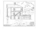 Andrew Burns House, 859 South Main Street, Geneva, Ontario County, NY HABS NY,35-GEN,3- (sheet 5 of 12).png
