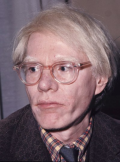 Picture of an author: Andy Warhol
