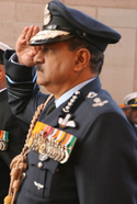 Air Chief Marshal Norman Anil Kumar Browne