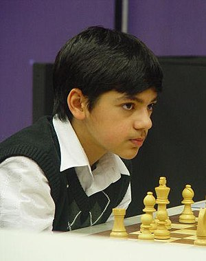 Anish Giri - Anish Giri, 2008