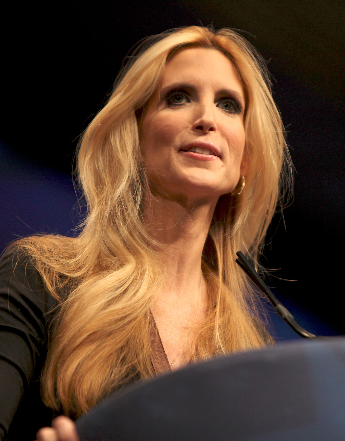 You, ann coulter nude pictures