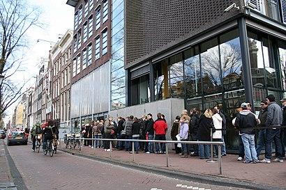 Hoe gaan naar Anne Frank Huis met het openbaar vervoer - Over de plek