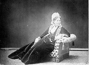 Anne Hampton Brewster - in 1874