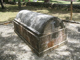 Annie Palmer - Tomb at Rose Hall